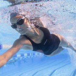 Maillot de bain de natation une pièce femme résistant au chlore Kamiye All Sea