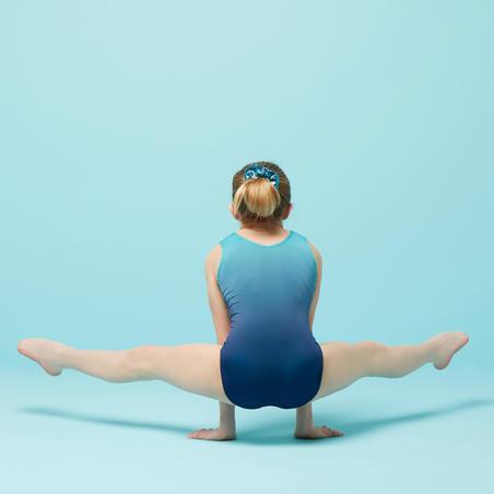 Justaucorps de gymnastique artistique sans manches500 – Femmes