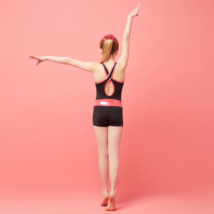 Combishort rose Gymnastique Artistique Féminine