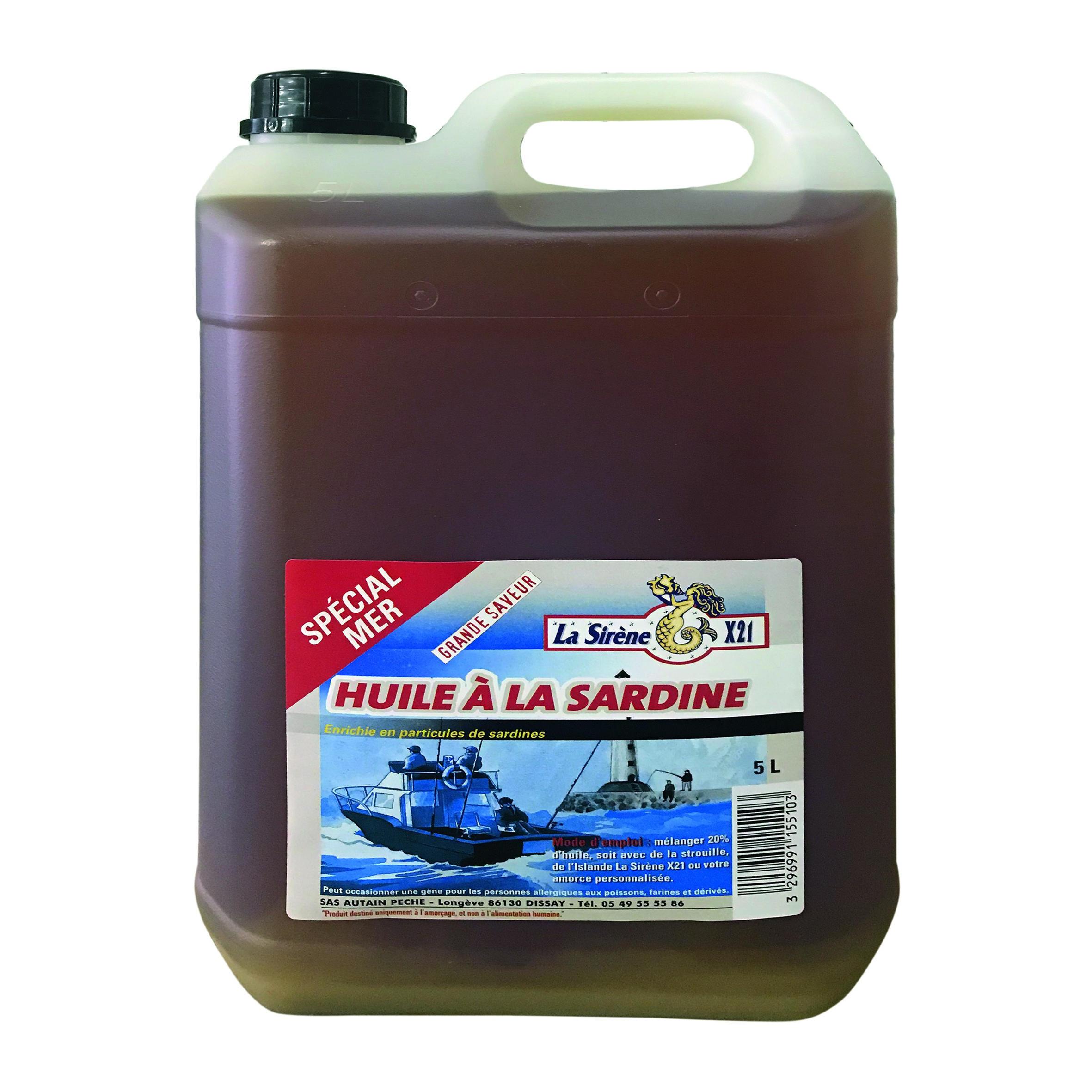 Ulei de Sardine 5L
