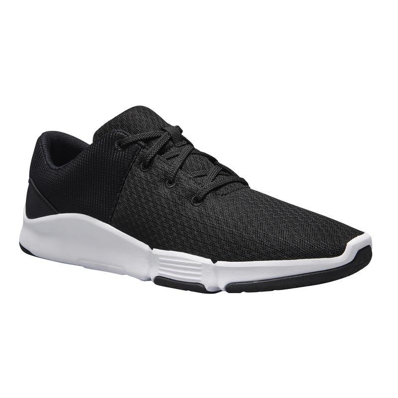 Men's Fitness Shoes 100 2.0 - Black/White