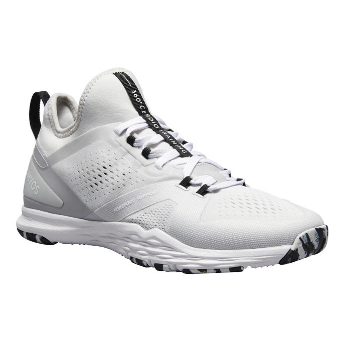 Fitness Shoes 920 - Grey/White