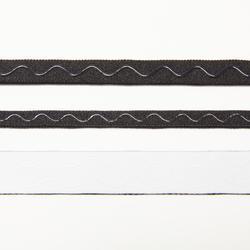Haarband Fitness Cardio 3 Stück grau bedruckt