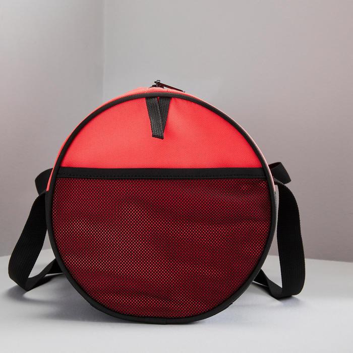 Saco Cilíndrico Compacto de Desporto 15 L ROSA
