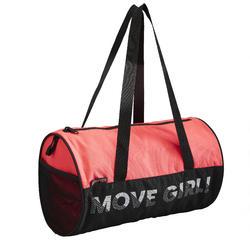 Sac tube Fitness cardio training compact 15L ROSE