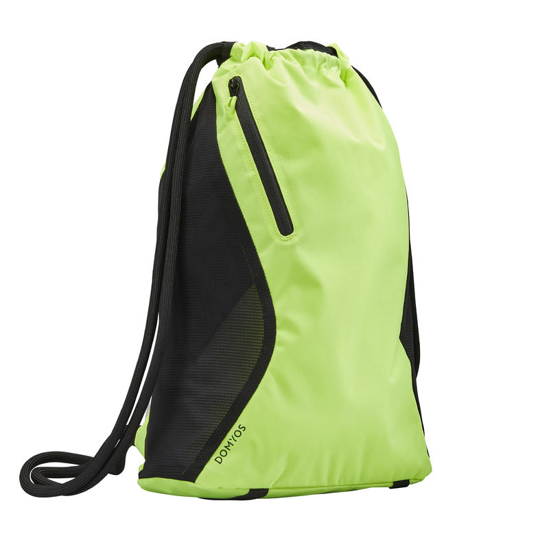 18L Cardio Training Fitness Backpack - Yellow