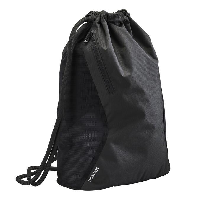 15L有氧健身背包 - 黑色