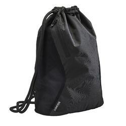 18L有氧健身背包 - 黑色