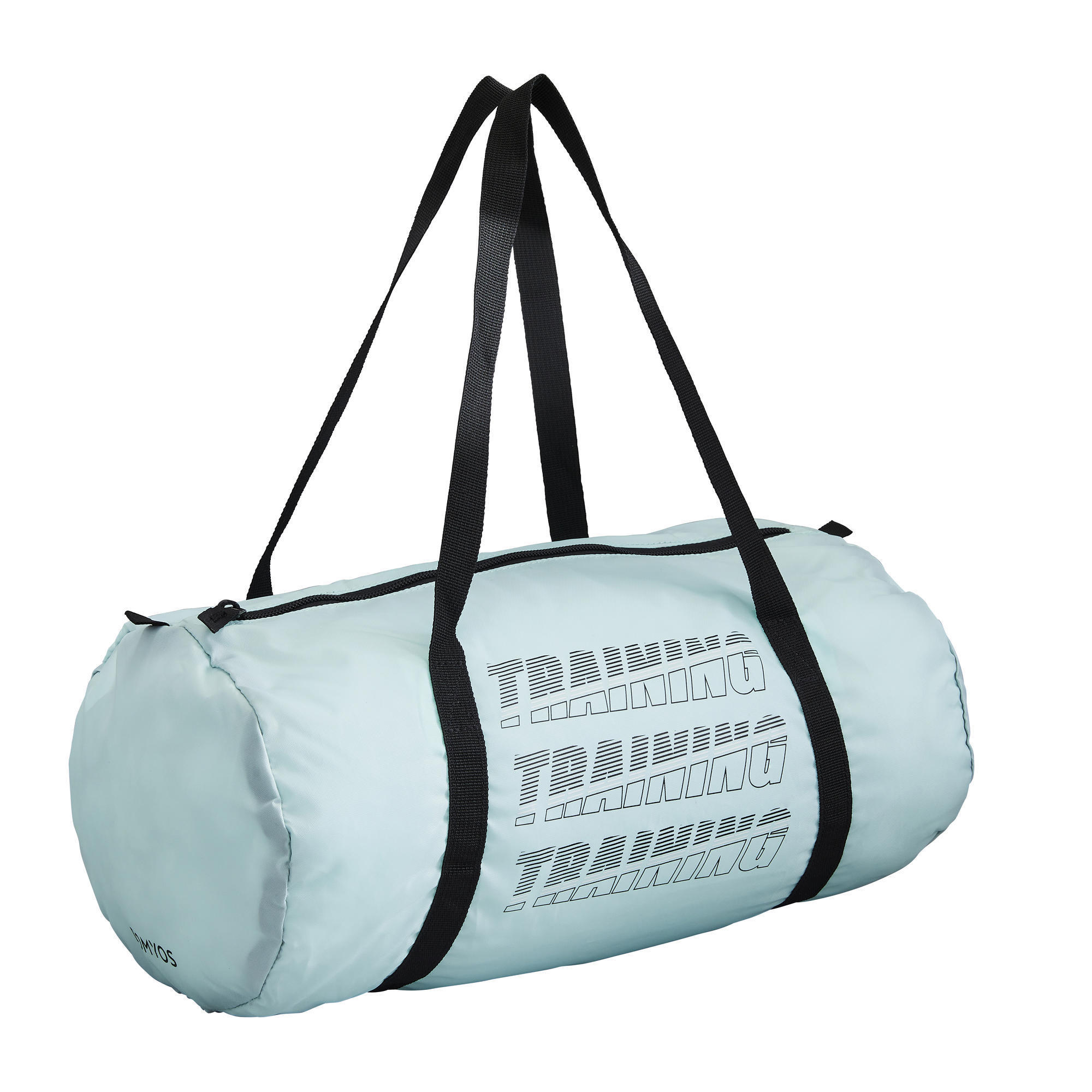 15L Folding Cardio Training Fitness Bag - Mint