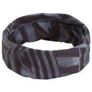 Cardio Fitness Headband - Black and Grey Print