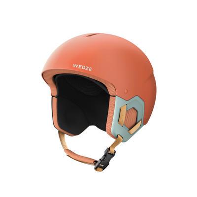 קסדת סקי דגם HKID 500 לילדים - ורוד