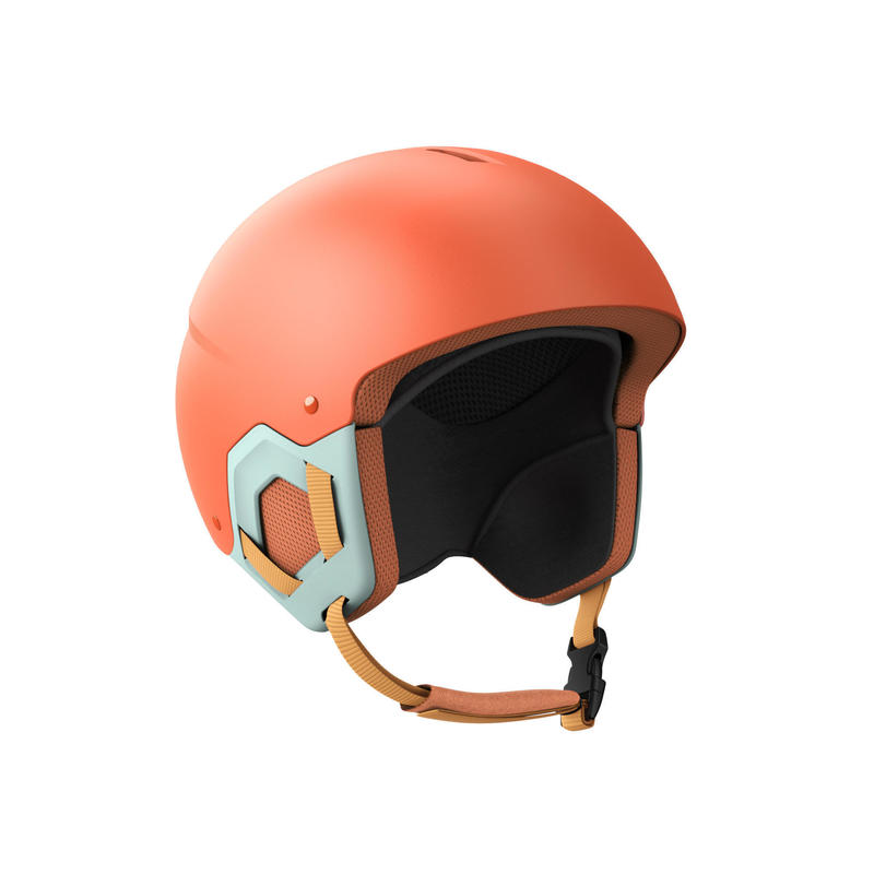 Dětská lyžařská helma H-KID 500 růžová