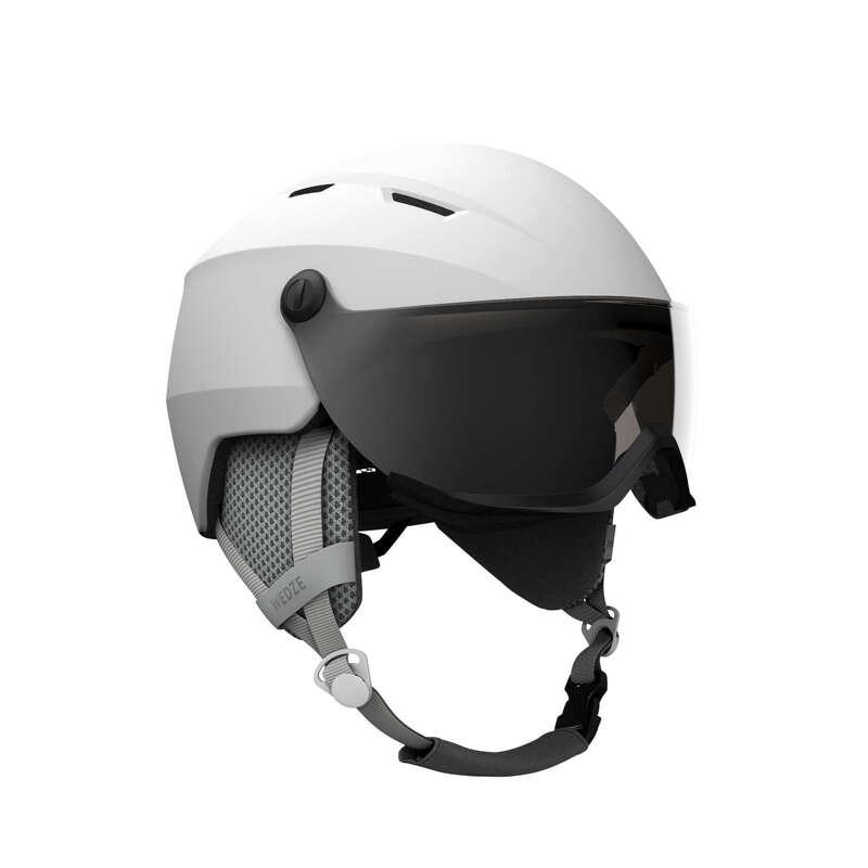 Felnőtt  bukósisak Freeride síelés - Felnőtt sísisak H350 WEDZE - Védőfelszerelés és kiegészítők