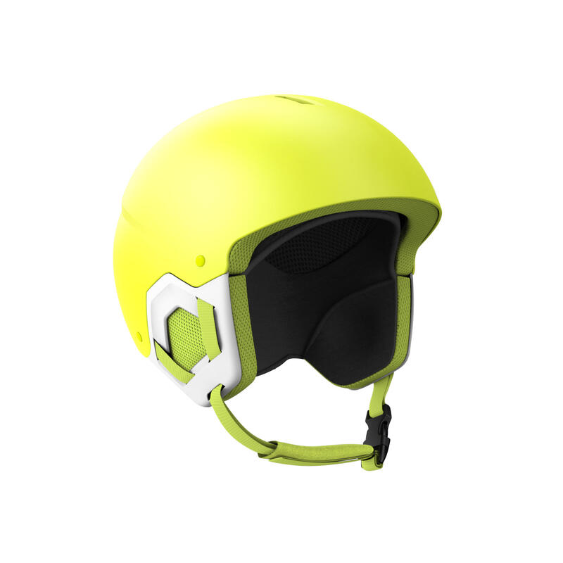 Dětská lyžařská helma H-KID 500 žlutá
