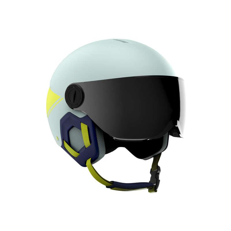 Capacetes Ski/Snow Criança Proteções e Acessórios Snowboard - CAPACETE SKI H-KD 550 CRIANÇA WEDZE - Proteções e Acessórios Snowboard