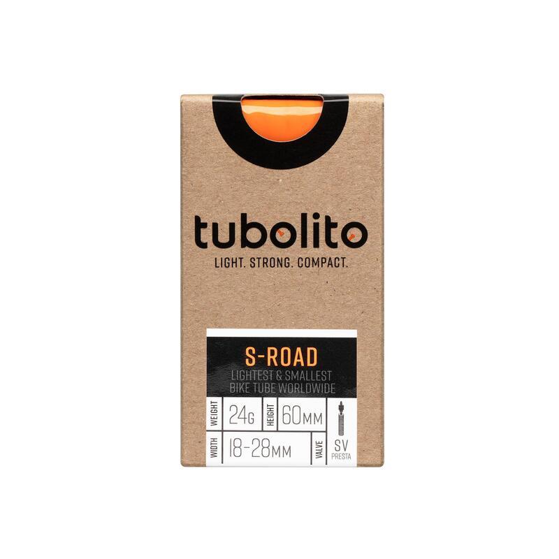 CHAMBRE A AIR ROUTE 700 TUBOLITO S TUBO ROAD 60MM