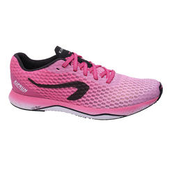 Women's Running Shoes Kiprun Ultralight - pink