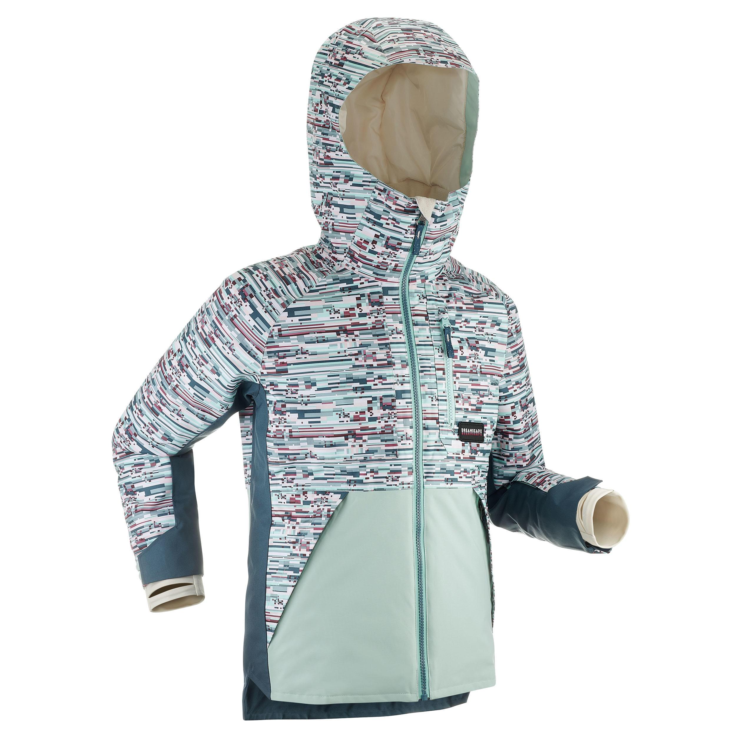 Geacă snowboard/schi JKT 500 imagine