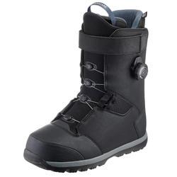 Snowboard Boots Piste/Off-Piste All Road 500 Cable Lock Herren grau