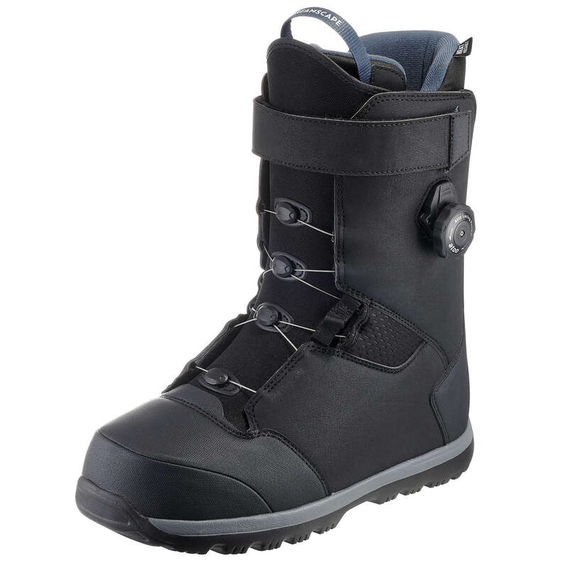 ADVANCED MEN SNOWBOARD EQUIPMENT Incaltaminte - Boots Snowboard All Road 500  DREAMSCAPE - Tipuri Incaltaminte