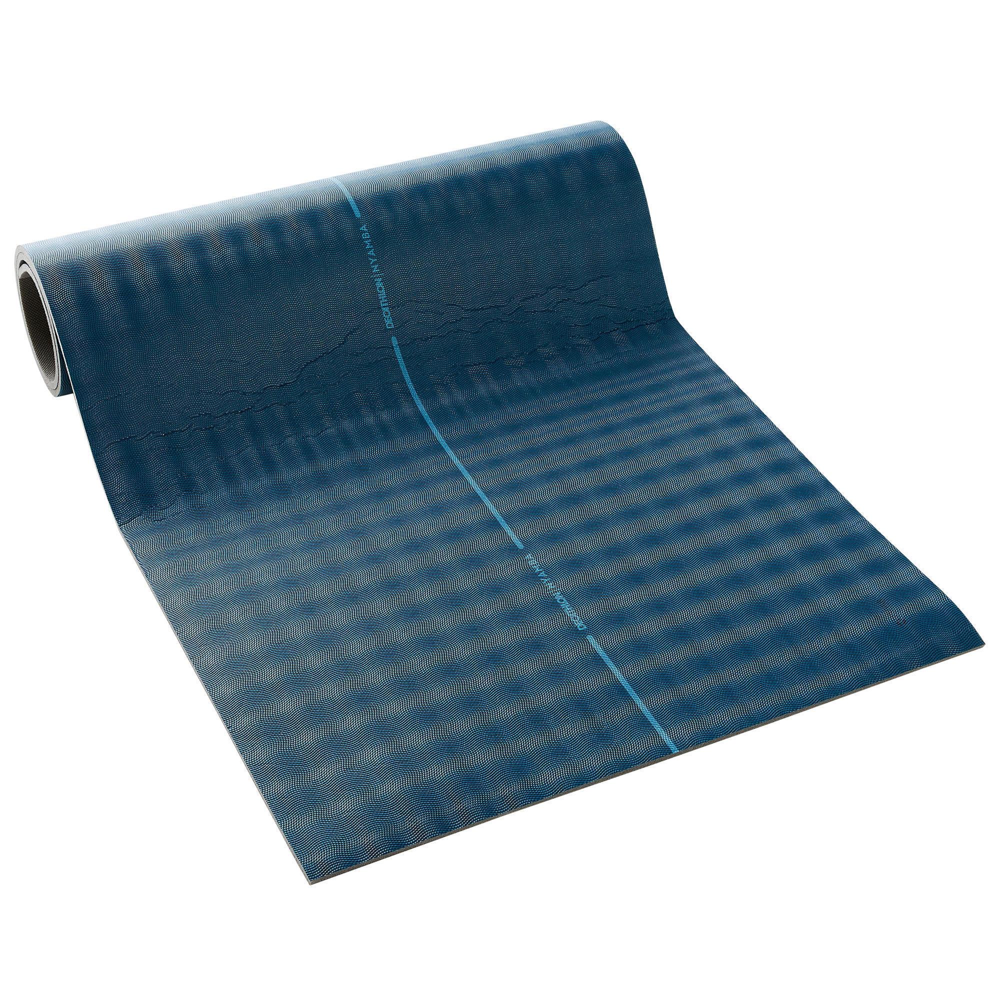 Tapis de sol fitness Tonemat S vert 9cmx9cmx9mm