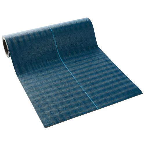 Tapis de sol antidérapant 100 pilates 160cmX60cmX7mm vert