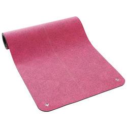 Fitnessmat Maxi Grip roze met print 170 cm x 62 cm x 8 mm