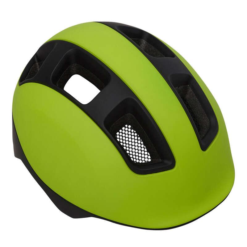 Városi kerékpáros sisak Kerékpározás - Kerékpáros sisak 540-es  BTWIN - Női kerékpár és ruházat