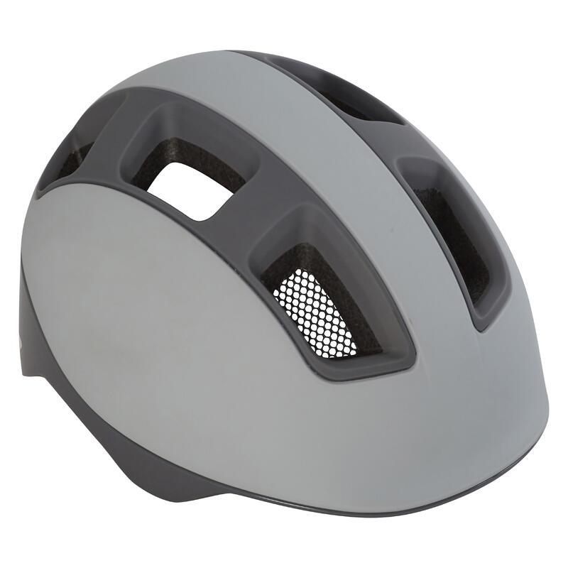 540 City Cycling Helmet - Grey