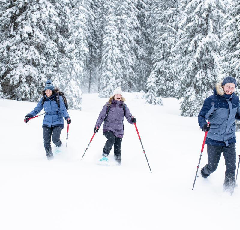 5 tips för att hålla värmen under vandringen - titel