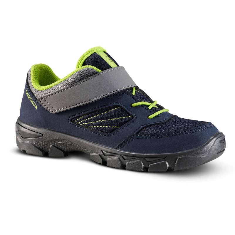 ОБУВЬ МАЛЬЧИКИ Удобная обувь для походов - БОТИНКИ MH100 ДЕТ. QUECHUA - Бутик