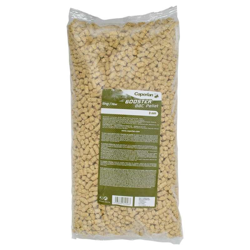 PRZYNĘTY KARPIOWE Wędkarstwo - Pellet Baby corn 8 mm 5 kg  CAPERLAN - Zanęty, dodatki, atraktory