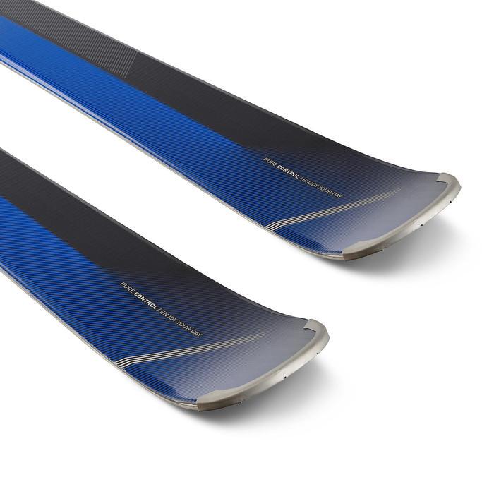 Pisteski's voor heren met binding Boost 500 zwart/blauw