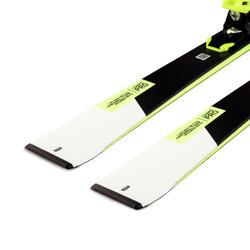 Pisteski's met bindingen voor heren I-Shape Pro WC wit/geel