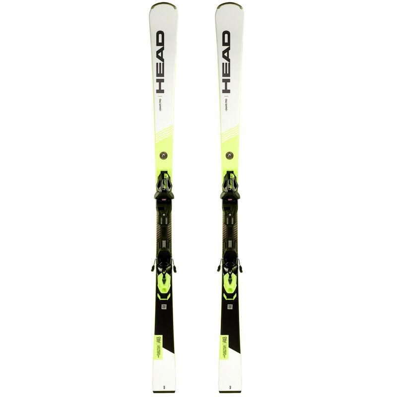 Kayak - Erkek - Beyaz / Sarı - I-SHAPE PRO
