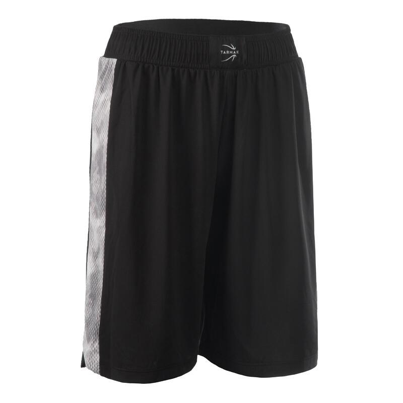 Kadın Basketbol Şortu - Siyah / Gri - SH500