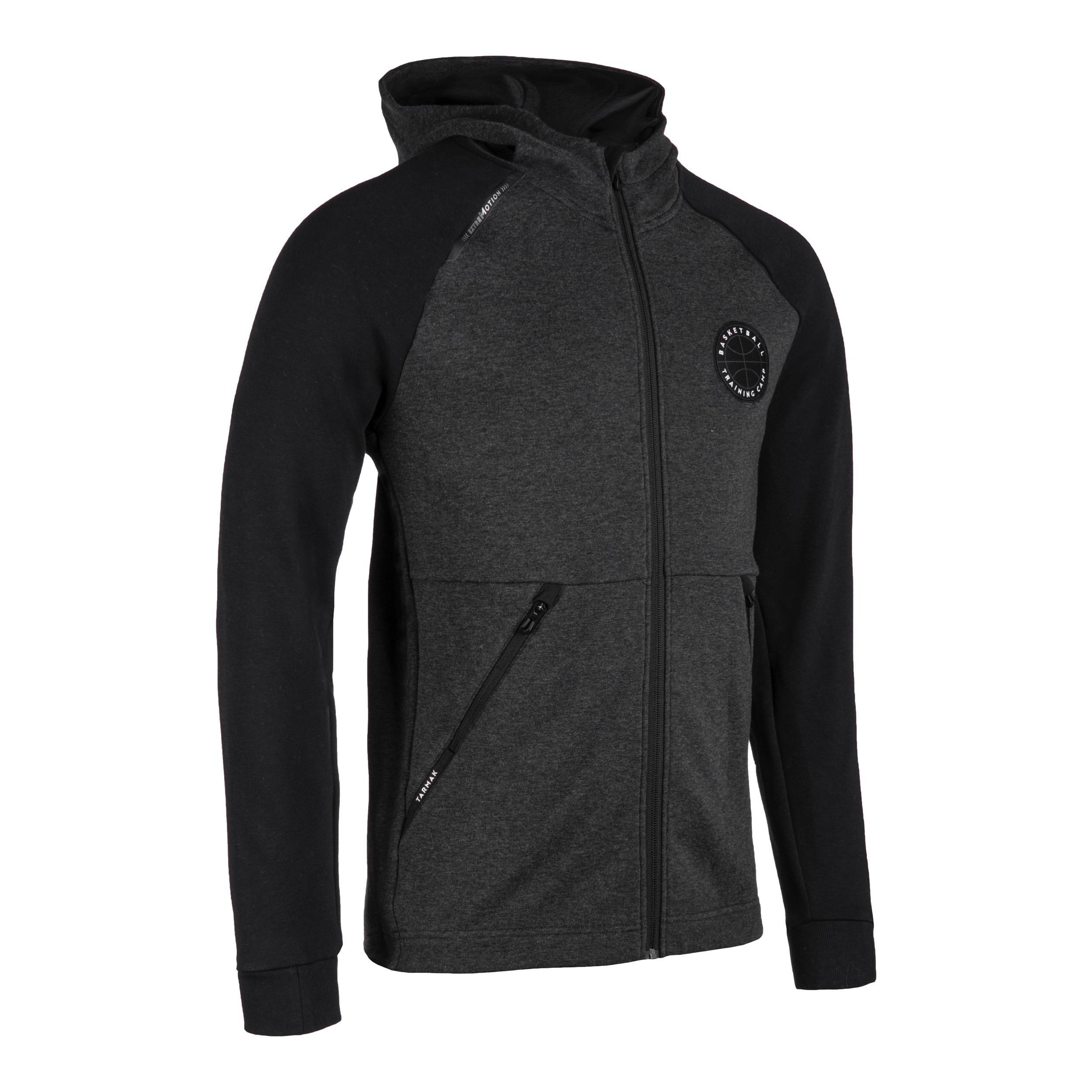 Jachetă Baschet J500 Bărbați imagine