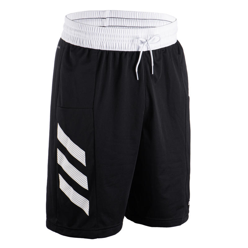 Adult Basketball Shorts - Black