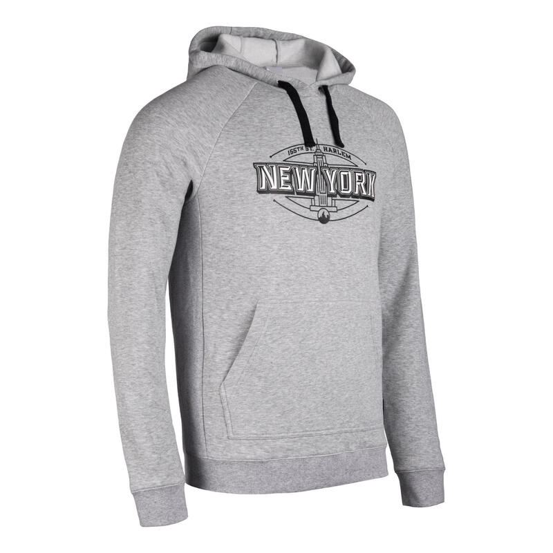 Men's Hoodie 100 NY - Grey