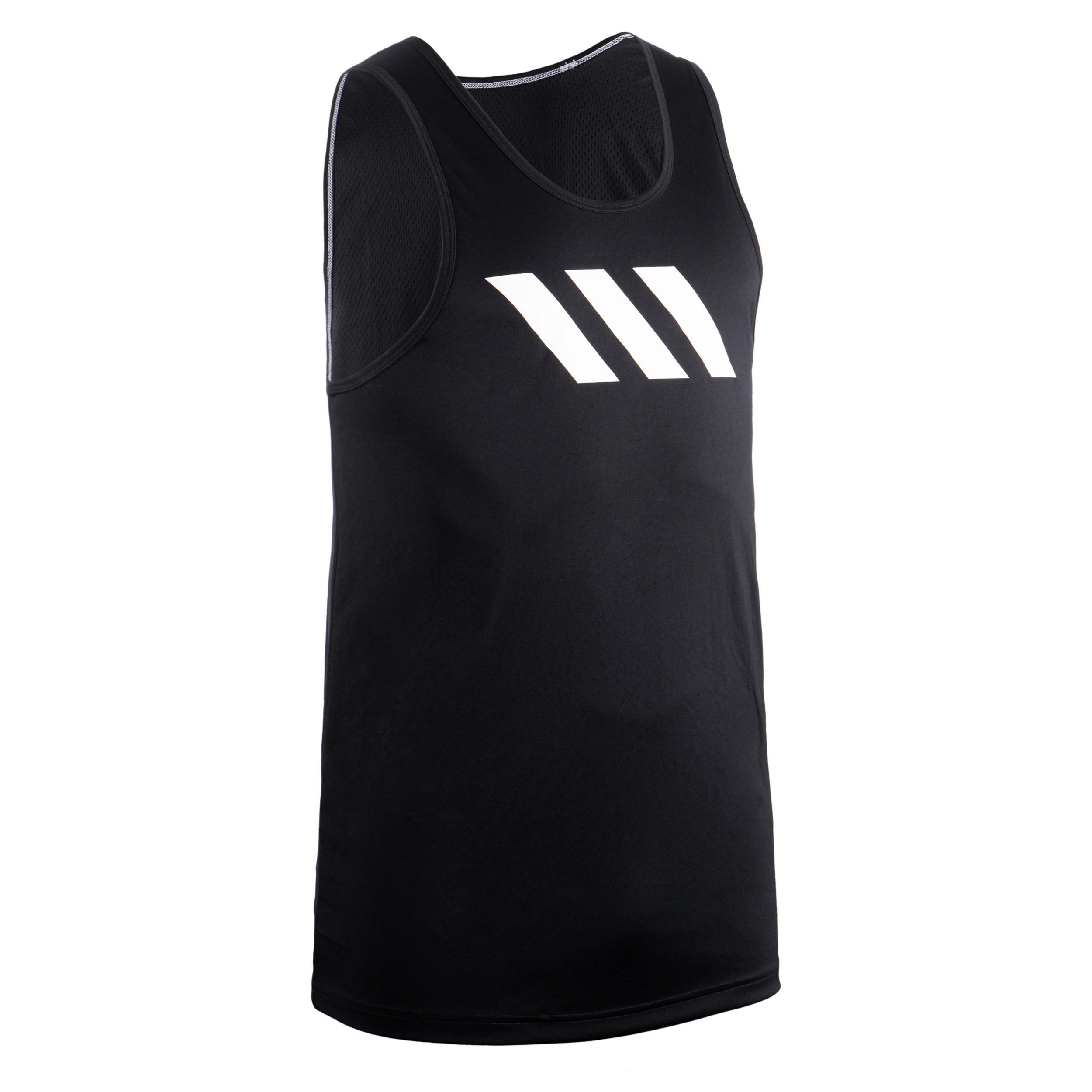 Maiou Baschet Adidas Negru la Reducere poza