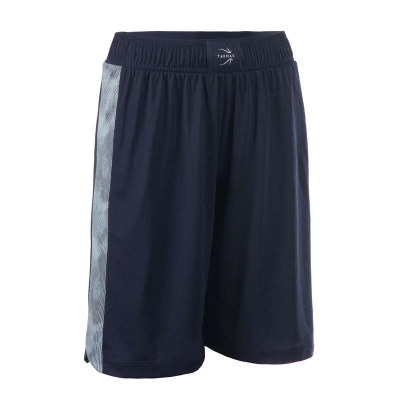 PANOPLIE BASKET FEMME Sport di squadra - Short basket donna SH500 blu TARMAK - Abbigliamento Basket