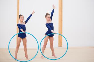 cerceau - engins - Gymnastique rythmique