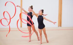 ruban - gymnastique rythmique - engin