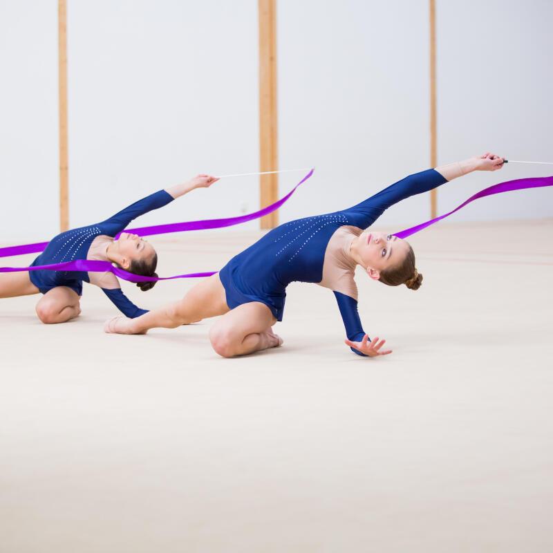 ruban - engin - gymnastique rythmique