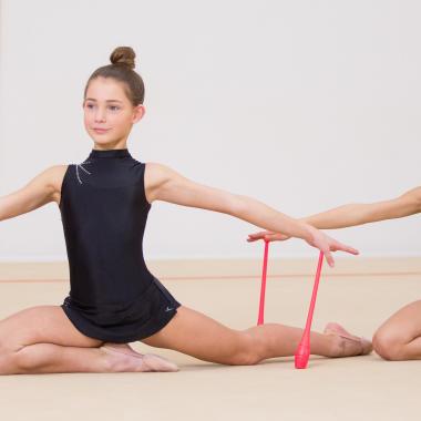 Gymnastique Rythmique massues