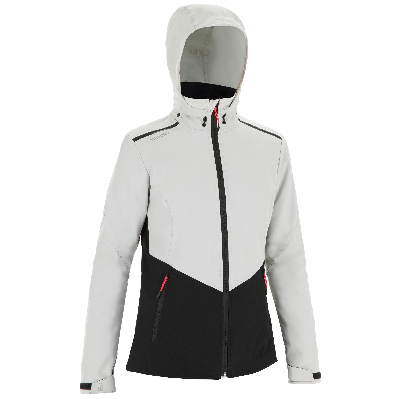 Jachetă Softshell 900 Damă