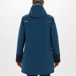 Women's Sailing Parka Jacket 500 - Blue