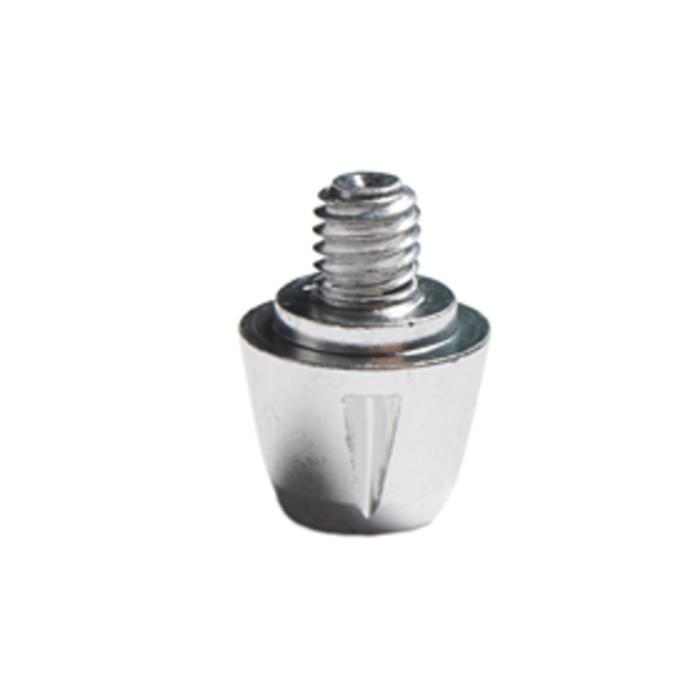 Aluminium rugbynoppen 8-11 mm