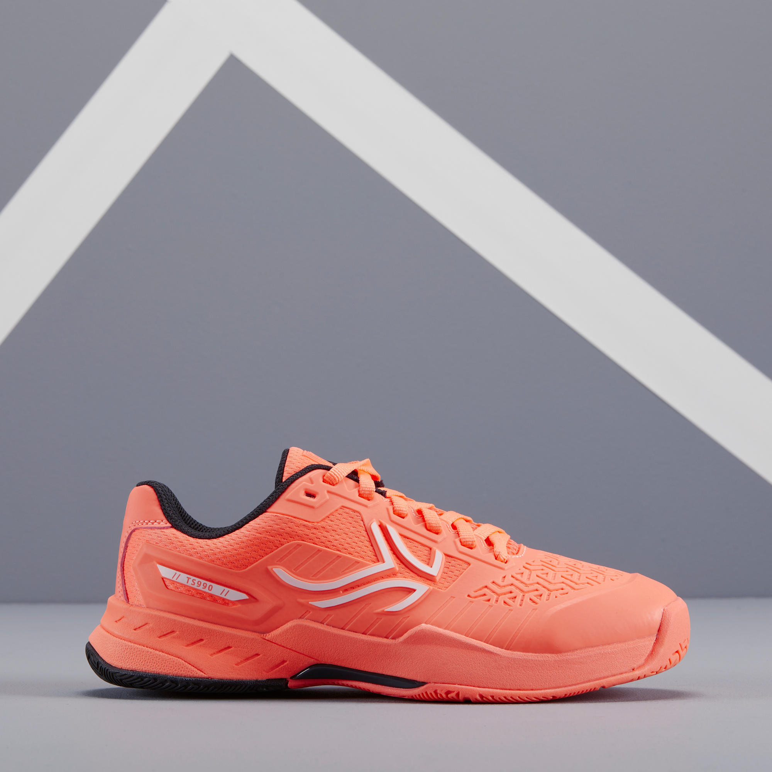 Kids' Tennis Shoes TS990 JR - Blue