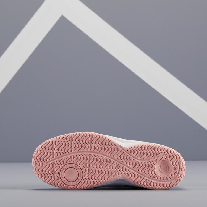 兒童款網球鞋TS160 - 彩虹雷射圖案